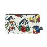 Loungefly - Wonder Woman Tattoo Pouch