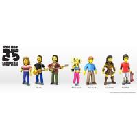 Simpsons 25th S1 - Homer Simpson, Hugh Hefner,James Brown,Kid Rock,Tom Hanks, Yao Ming