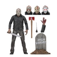 """Friday the 13th - Ultimate Part 5 """"Dream Sequence"""" Jason"""
