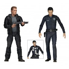 Terminator Genisys - T-800 and T-1000