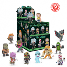 MYSTERY MINIS RICK AND MORTY