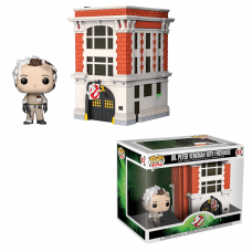 Ghostbusters - Dr. Peter Venkman with Firehouse