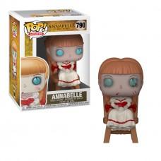 Annabelle in Chair