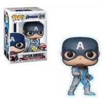 Avengers Endgame - Captain America (TS) (Glow in the Dark)
