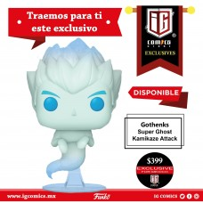 Gotenks (Super Ghost Kamikaze Attack) Exclusivo SDCC-2019