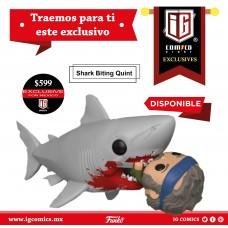 Shark Biting Quint Exclusivo SDCC-2019