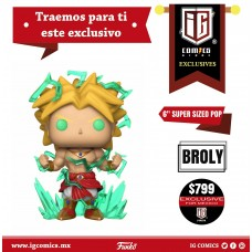 Broly 6''  Exclusivo IG Comics