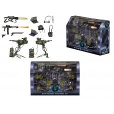 ALIENS USCM ARSENAL ACCESSORY SET NECA