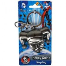 KEYRING DC COMICS HARLEY QUINN
