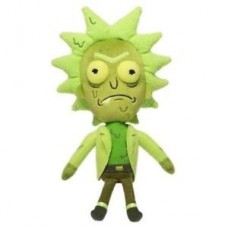 GALACTIC PLUSHIES XL RICK AND MORTY 2